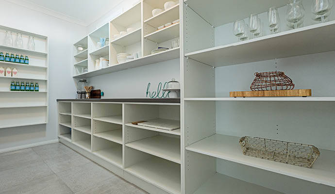 stylish pantries