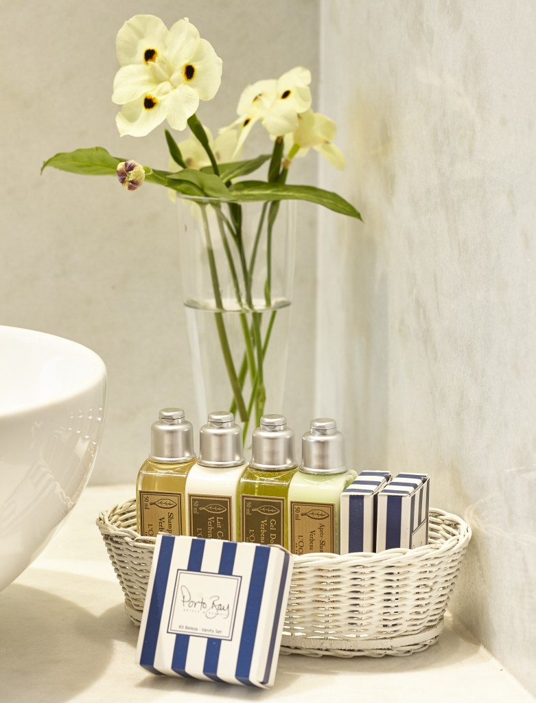 freshen up your bathroom