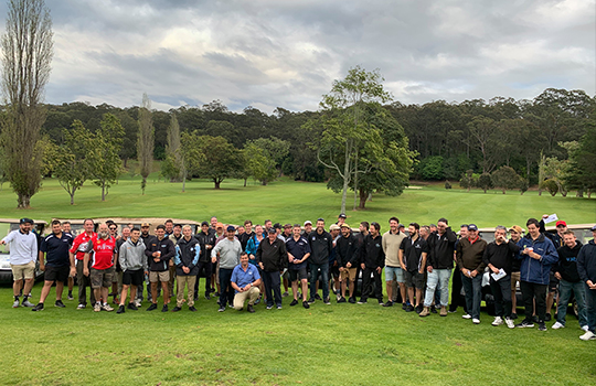 2019 Hotondo Southcoast Golf Day Fundraiser