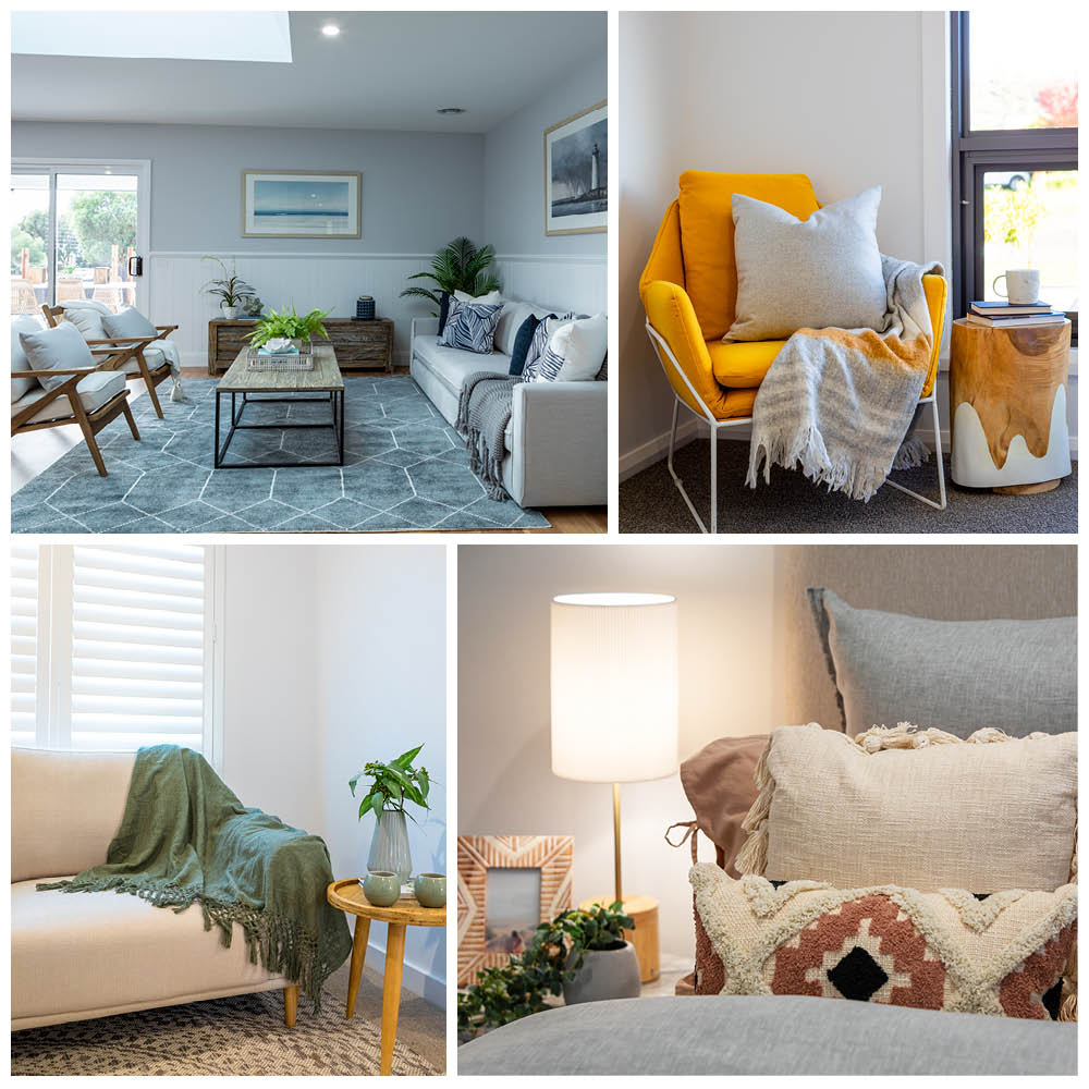 Soft Furnishings montage