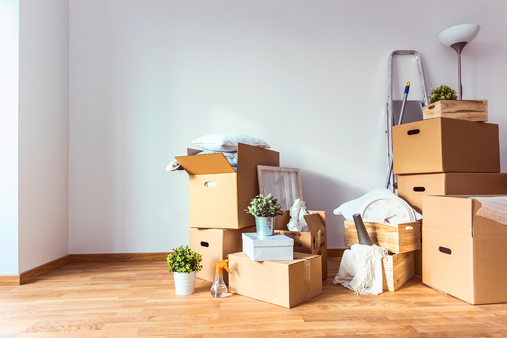 Moving House Tips - How to Clear Clutter